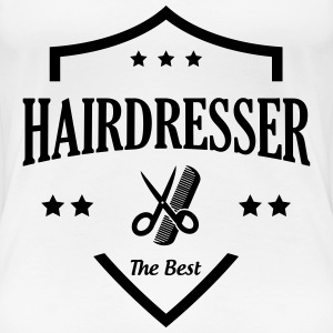 Hairdressing / Hairdresser / Hairstyle / Haircut T-Shirts - Women's Premium T-Shirt