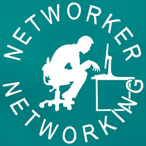 Networker networking T-Shirts - Frauen T-Shirt