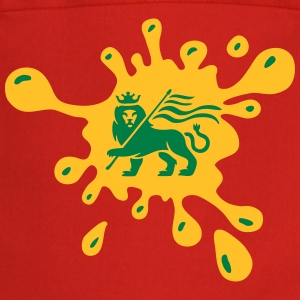 Reggae Lion Splash Tabliers - Tablier de cuisine