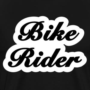 bike_rider T-Shirts - Men's Premium T-Shirt