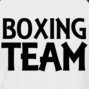 Boxing Team Tee shirts - T-shirt baseball manches courtes Homme