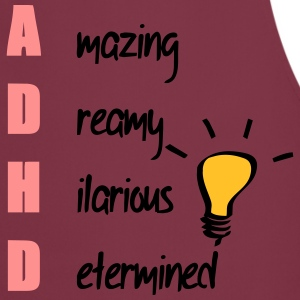 ADHD  Aprons - Cooking Apron