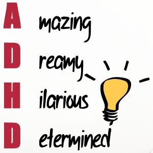 ADHD Mugs & Drinkware - Coasters (set of 4)
