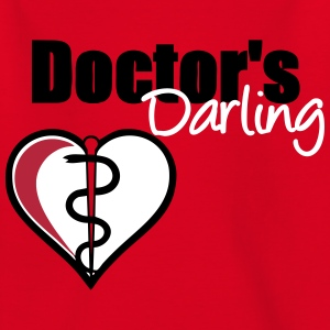 Doctor's Darling T-Shirts - Kids' T-Shirt