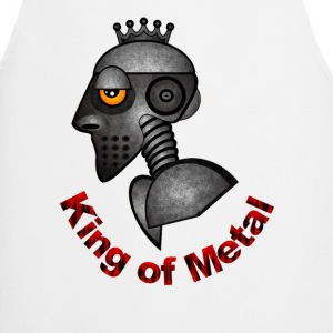 King of Metal - Kochschürze