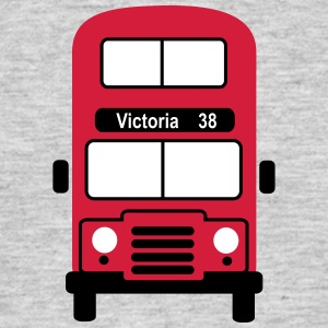 London Bus T-Shirts - Männer T-Shirt