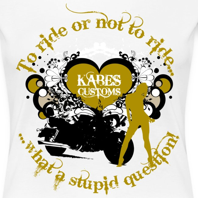 Stupid Question T-Shirt