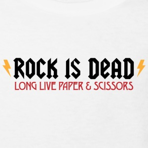 Rock is dead! Shirts - Kids' Organic T-shirt