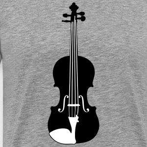 Violin T-Shirts - Men's Premium T-Shirt