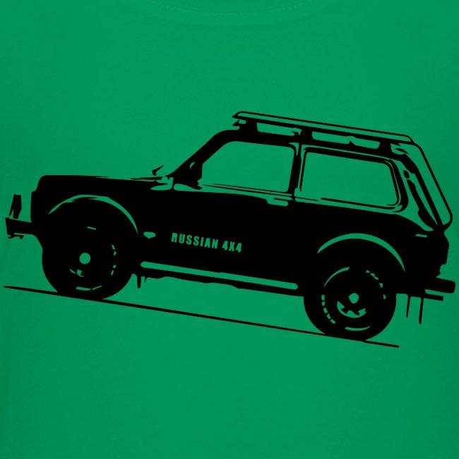Lada Niva Kids Shirt (2121)