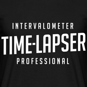 Time-lapser, from Mediarena.com - Männer T-Shirt