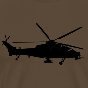 Helicopter.png T-Shirts - Männer Premium T-Shirt