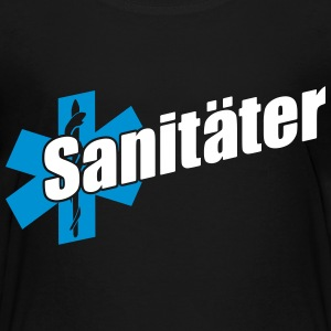 Sanitäter T-Shirts - Teenager Premium T-Shirt