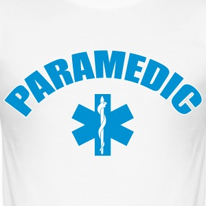 Paramedic T-Shirts - Men's Slim Fit T-Shirt