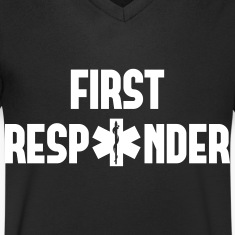 first responder T-Shirts