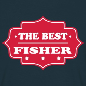 The best fisher 111 T-shirts - Herre-T-shirt