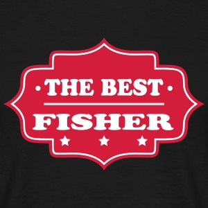 The best fisher 111 T-shirts - Mannen T-shirt
