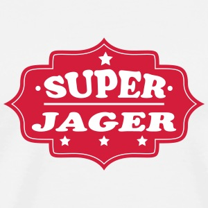 Super jager 111 T-Shirts - Men's Premium T-Shirt