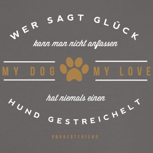 My Dog - My Love - Frauen Kontrast-T-Shirt - Frauen Kontrast-T-Shirt
