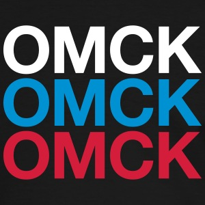 OMSK Tee shirts - T-shirt contraste Homme