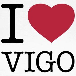 I LOVE VIGO T-Shirts - Frauen T-Shirt