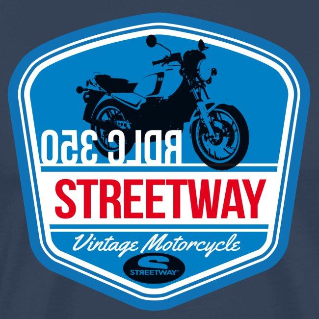 RDLC Vintage motorcycle