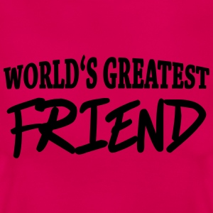 World's greatest friend T-shirts - T-shirt dam