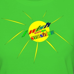 Sunshine - Frauen Bio-T-Shirt