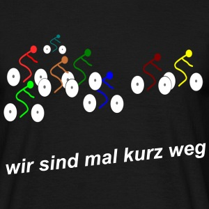 Bicycle - Männer T-Shirt