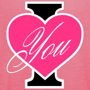 I Love You Top - Top da donna della marca Bella