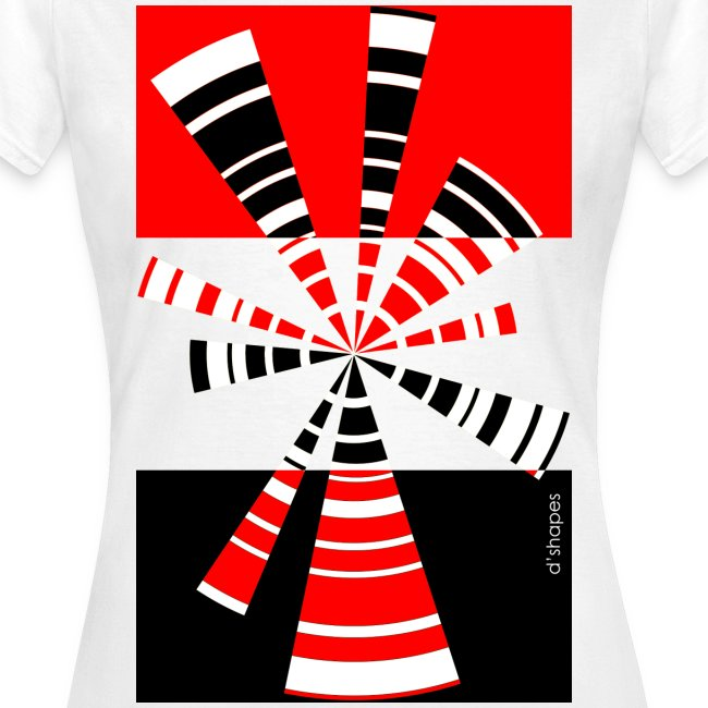 Radio Red - Woman T-shirt