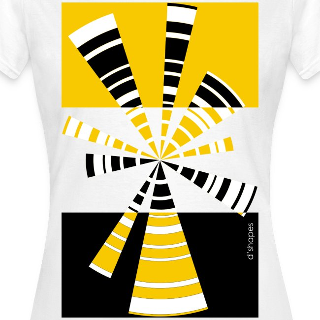 Radio Yellow - Woman T-shirt