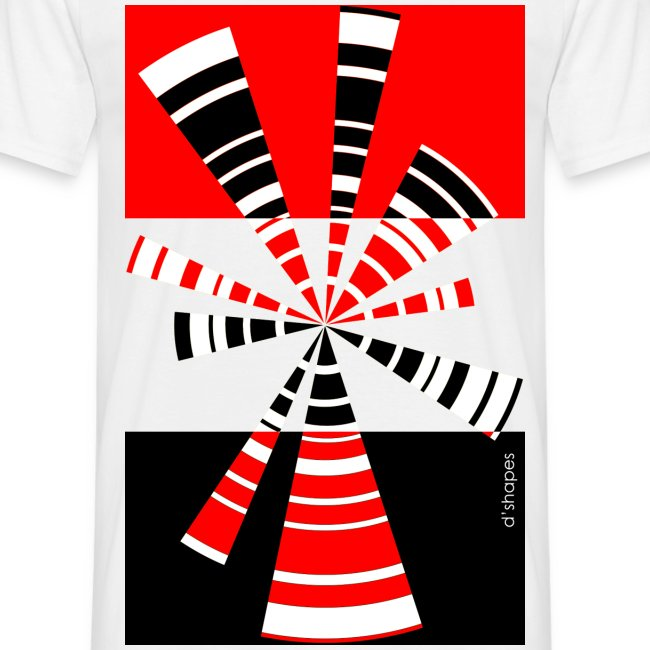 Radio Red - Man T-shirt