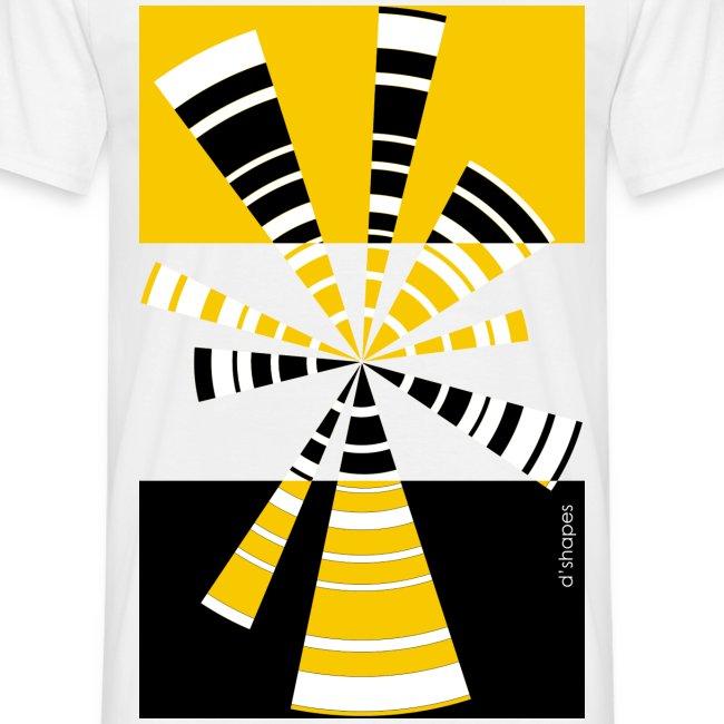 Radio Yellow - Man T-shirt