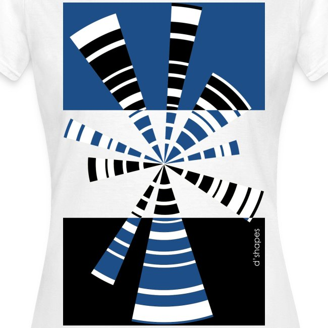 Radio Blue - Woman T-shirt