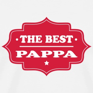 The best pappa 111 T-skjorter - Premium T-skjorte for menn