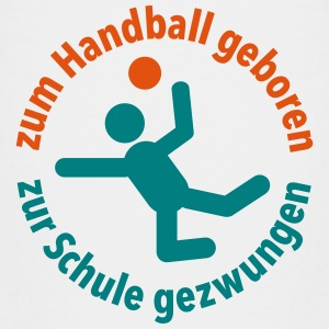 Kinder T-Shirt Handballverein Schule Play Training - Kinder Premium T-Shirt