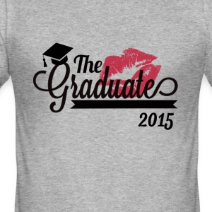 Graduate 2015 T-Shirts - Men's Slim Fit T-Shirt