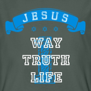 One Way Truth Life T-Shirts - Men's Organic T-shirt