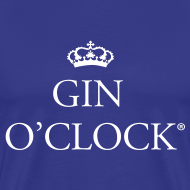 Design ~ Gin O'Clock Men's T-Shirt
