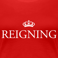 Design ~ Gin O'Clock Reigning Women's T-Shirt