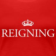 Design ~ Gin O'Clock Reigning Women's T-Shirt