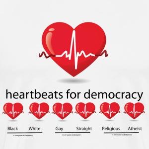 heartbeats for democracy
