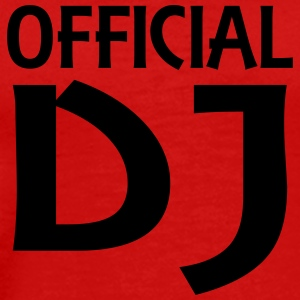 Official DJ T-shirts - Mannen Premium T-shirt