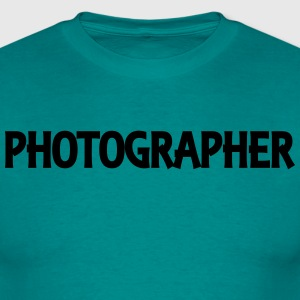 Photographer T-shirts - T-shirt herr