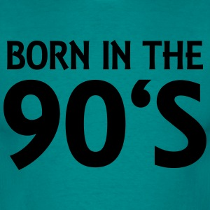 Born in the 90's T-shirts - T-shirt herr