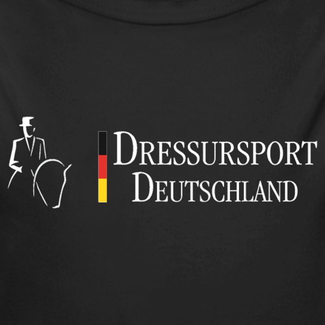 Dressursport Deutschland Babybody Langarm