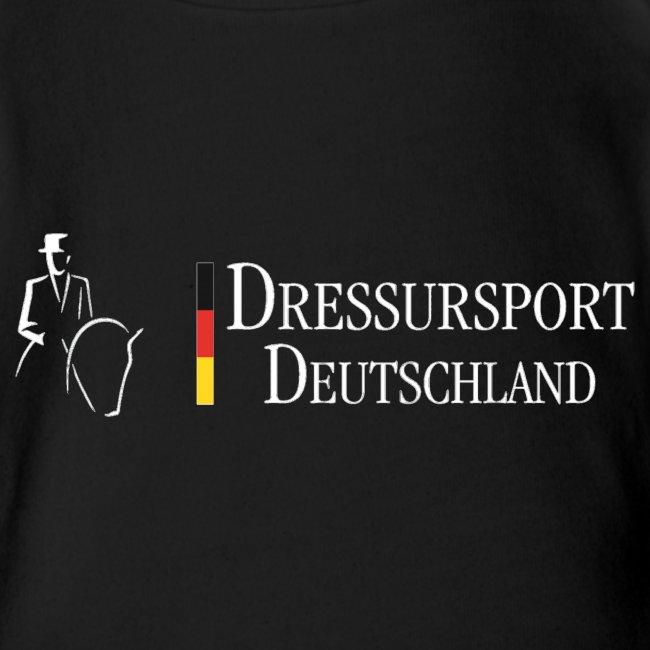 Dressursport Deutschland Babybody Kurzarm