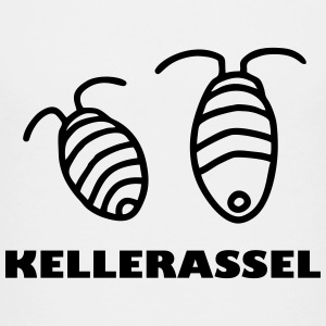 2 Kellerasseln T-Shirts - Teenager Premium T-Shirt