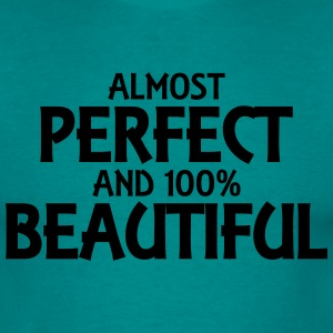 Almost perfect and 100% beautiful T-shirts - T-shirt herr